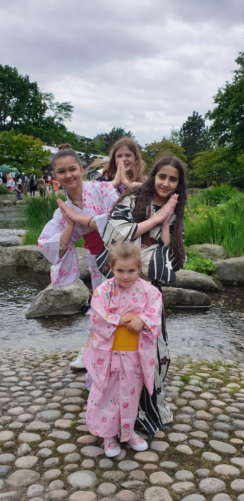jugendaustausch japan sport verbindet
